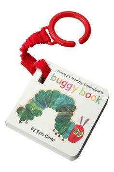 The Very Hungry Caterpillar Buggy Book @ELLE SHOP (エルショップ)