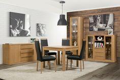 New version of Lanao collection from Klose.  #diningroom #KloseFurniture #interiorideas #modernfurniture