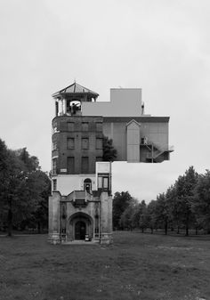 polychroniadis: 'Archisculpture Photo Project' by Beomsik Won, 2015.
