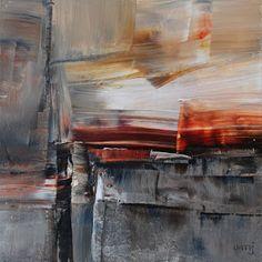 umj.art - Ulla Maria Johanson: 2018-03-07 #1213Swedish Steel Acrylic on board, 1...