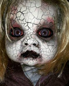 #darkalleydolls #creepydoll #ooakartdoll #sold #drucilla
