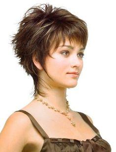 lindos cortes de cabelo desfiados curtos