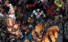 Weird Science DC Comics: Civil War II: Kingpin #1 Review and *SPOILERS*