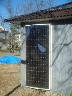 Solar power from aluminum cans?