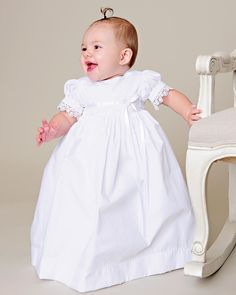 6c3d333f5 13 Best blessing gown images | Baby girls, Christening dresses ...