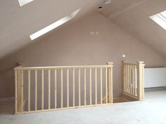 how to construct stairway to loft room - Google Search