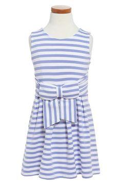 kate spade new york 'jillian' stripe bow dress (Toddler Girls & Little Girls) available at #Nordstrom