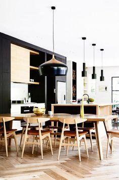 Een modern interieur met zwart - Makeover.nl