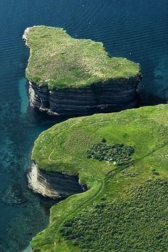 Bell Island, Newfoundland...lovely.