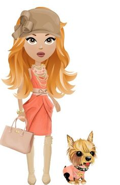 Fall Look in Mall World ~
