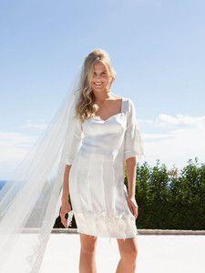 Burda Style: Damen - Kleider - Brautkleider - Bustierkleid - Schleifen