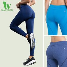 VANSYDICAL Yoga Leggings Sport Women Fitness Sexy Hip Push Up Ladies Yoga Training Pants Running Tights Women's Leggings Trouser //FREE Shipping Worldwide //
