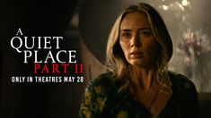 A Quiet Place Part II (2021) - Final Trailer - Paramount Pictures Latest Movie Trailers, New Trailers, Latest Movies, John Krasinski, Emily Blunt Movies, New Movies Coming Soon, Djimon Hounsou, Alternate Worlds, Best Horror Movies