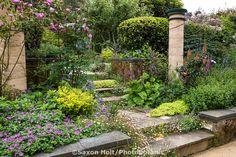 rammed earth steps - Google Search Rammed Earth, Sidewalk, Outdoor Structures, Google Search, Garden, Garten, Side Walkway, Sidewalks, Gardens