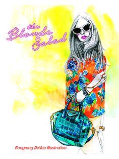 Fashion blogger- Chiara Ferragni