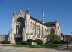 The Cathedral of the Holy Angels is a Catholic cathedral located in Gary, Indiana, United States. It is the seat of the Diocese of Gary, and the home of Holy Angels Parish. Wikipedia Diocese: Roman Catholic Diocese of Gary 640 Tyler St, Gary, IN 46402