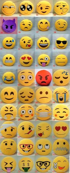 40 Styles Soft Emoji Smiley Cushions Pillows Cartoon Facial QQ Emotions Pillow Yellow Round Cushion Stuffed Plush Toy Gift For Baby Kids 2018 from wondercraftroom, $6.75