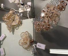 Pretty accessories at the White Gallery