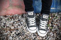jeans perfect shape fornarina   converse leather gray english flag UK balenciaga  www.ireneccloset.com