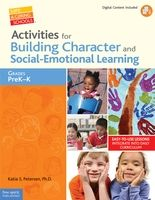 Activities for Building Character and Social-Emotional Learning PreK–K - Ready-to-use activities integrate into the daily curriculum to help teachers of grades PreK–K create a safe and caring classroom. Social Emotional Development, Social Emotional Learning, Social Skills, Social Work, Teaching Tools, Teacher Resources, Teaching Ideas, Learning Activities, Kids Learning