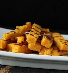 Vegan Richa: Chickpea Kabocha Fries. Vegan Glutenfree Recipe Fat-free option
