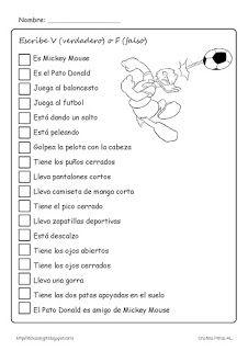 Cositas de AL y PT: Lectura de imágenes: el Pato Donald