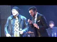 Marco Mengoni ft. Mario Biondi - Kiss (Rimini, Capodanno 2013) HD - YouTube