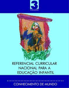 Referencial Curricular Nacional para Educação Infantil Vol 3
