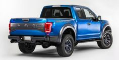 2017 Ford F-150 Raptor Specs and Release Date
