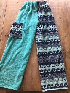 Tis the Season for Towel Pants