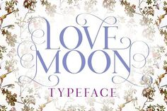 Love Moon by Genilson Santos on @creativemarket