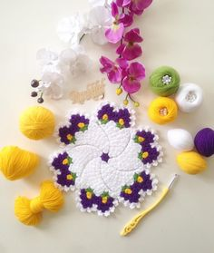 Fiber Models the # Liförgümodel of the We have prepared 2018 fiber models gallery which will give you the idea of ​​color color. Crochet Brooch, Crochet Doilies, Crochet Earrings, Crochet Baby Booties, Crochet Hats, Woolen Craft, Model Gallery, Baby Dress, Fiber