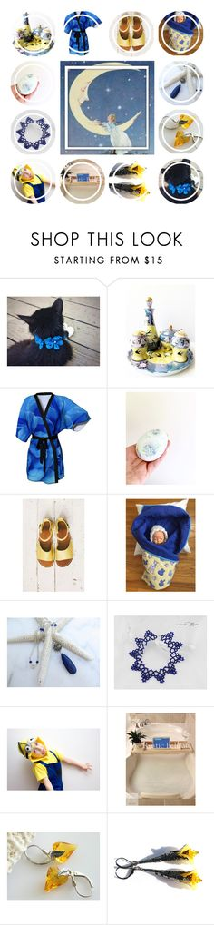 """Goodnight Moon"" by jarmgirl ❤ liked on Polyvore featuring Lazuli"