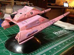 Surak complete (Matt_A) Tags: trek star 1 model shuttle vulcan 187 round2 amt surak