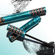 The first 24-hour-wear mascara in a natural formula. #Mascara #Makeup #Sephora #JosieMaran