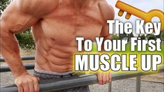 THE #1 MUSCLE UP TIP THAT NOBODY TALKS ABOUT