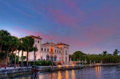 Vizcaya, Miami, Florida