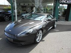 2013 Aston Martin DB9 5.9 V12 £119,950