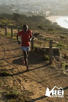 "Need running inspiration? Look no further than Errol ""The Rocket"" Jones, a 65-year-old ultrarunner. His story includes pain, perseverance and self-discovery on the Bay Area Ridge Trail. Watch the short film at REI.com."