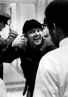 Jack Nicholson; One Flew Over the Cuckoo's Nest