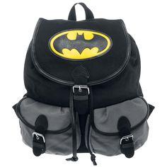 """Zainetto """"Logo"""" di #Batman."""