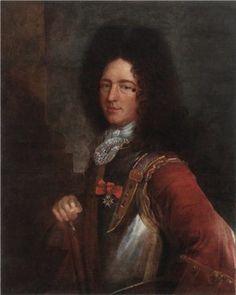 Messire Charles Le Moyne de Longueuil, 1er. Baron de Longueuil, Seigneur de Beloeil (1656-1729).