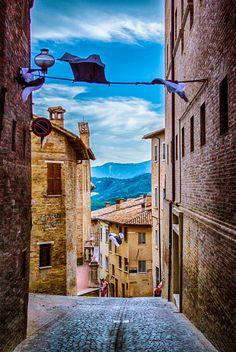 Urbino.Italy