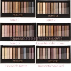 Makeup Revolution - Palette