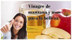 8 Usos del vinagre de manzana
