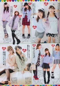 《popteen》13年11月号 228P - (ViVi派,甜美性感类杂志)vivi,scawaii,pinky - 时尚杂志网 - Powered by Discuz!