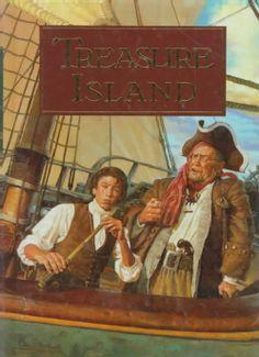 Treasure Island (Illustrated Junior Library Edition)