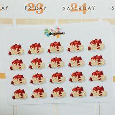 B78 Spaghetti/Pasta Planner Stickers for Erin Condren, Day Designer, Filofax planners