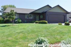1202 E Second Ave – Comfortable One Level Ranch with Open Layout! You can view all of our Sutherlin Oregon homes for sale by clicking here: http://idx.roseburgproperties.com/i/sutherlin-oregon-homes-for-sale Mary Gilbert Roseburg Properties Group Berkshire Hathaway Home Services 541-371-5500 #RoseburgProperties