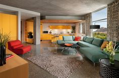 Hotel Valley Ho receives interior refresh to complement modernist aesthetic